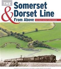 Somerset & dorset line from above: evercreech junction to bournemouth