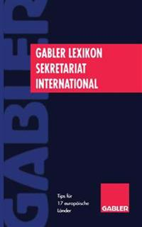 Gabler Lexikon Sekretariat International