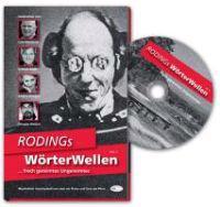 RODINGs WörterWellen. CD + Buch