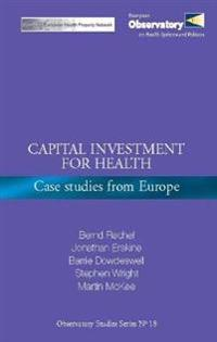 Capital Investment for Health