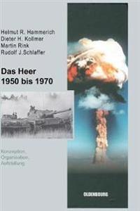 Das Heer 1950-1970
