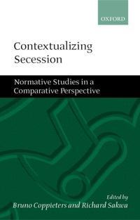 Contextualizing Secession