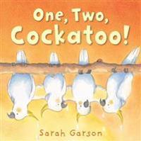One  Two  Cockatoo  - Sarah Garson - pocket (9781842709443)     Bokhandel