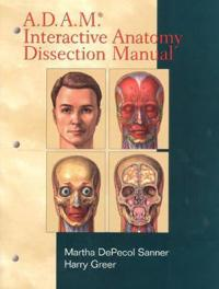 A.D.A.M. Interactive Anatomy Dissection Manual