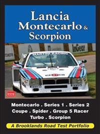 Lancia Montecarlo & Scorpion