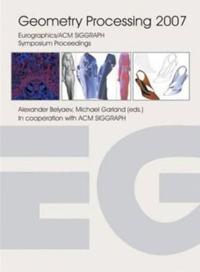 Geometry Processsing 2007