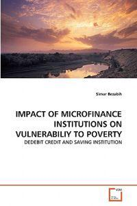 Impact of Microfinance Institutions on Vulnerabiliy to Poverty