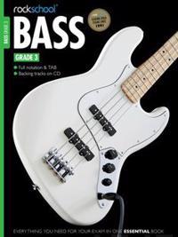 Rockschool Bass Grade 3 (2012-2018)