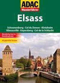 ADAC Wanderführer Elsass