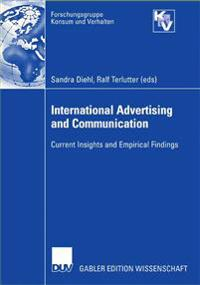 International Advertising and Communication