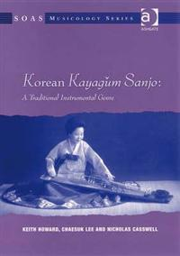 Korean Kayagum Sanjo