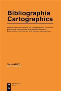 Bibliographia Cartographica