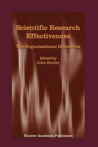 Scientific Research Effectiveness