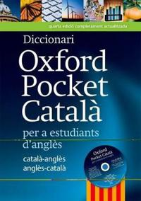 Diccionari Oxford Pocket Catala per a estudiants d'angles