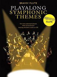 Flute Playalong Symphonic Themes [With CD]