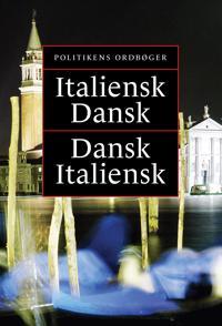 Politikens italiensk-dansk, dansk-italiensk