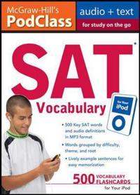 McGraw-Hill's PodClass SAT Vocabulary