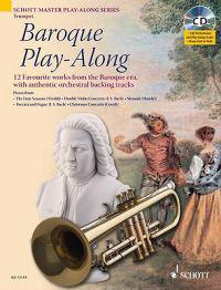 Baroque Play-Along for Trumpet