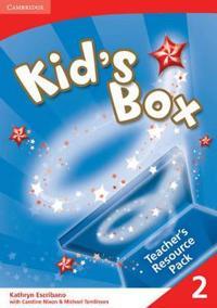 Kid's Box 2 Teacher's Resource Pack