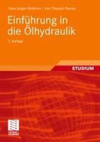 Einfuhrung in Die Olhydraulik