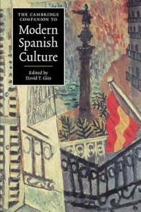 The Cambridge Companion to Modern Spanish Culture