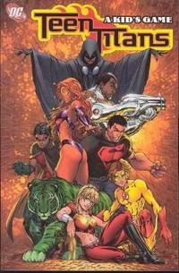 Teen Titans TP Vol 01 A Kids Game