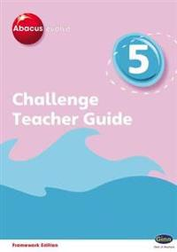Abacus Evolve Challenge Year 5 Teacher Guide