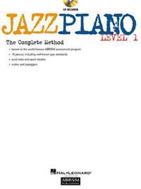 Jazz Piano, Level 1 [With CD (Audio)]