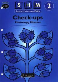 Scottish Heinemann Maths 2: Check-up Workbook PCMs