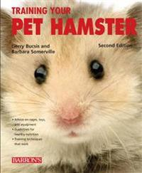 Training Your Pet Hamster