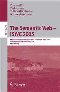 The Semantic Web - ISWC 2005