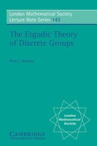 The Ergodic Theory of Discrete Groups