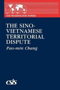 Sino-Vietnamese Territorial Dispute