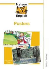 Nelson English Yellow Level Poster Pack