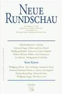 Neue Rundschau 2005/1
