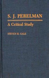 S.J. Perelman
