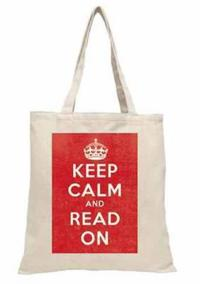 Keep Calm Tote Bag