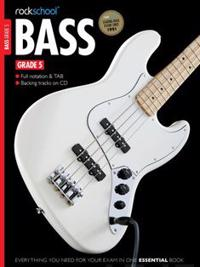 Rockschool Bass Grade 5 (2012-2018)