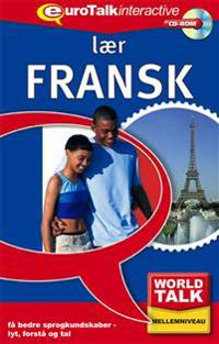 World talk. Franska