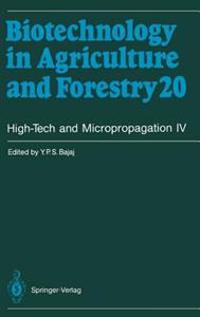 High-Tech and Micropropagation IV