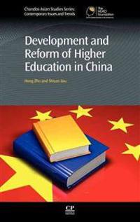 Development and Reform of Higher Education in China
