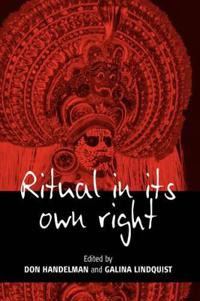 Rituals In Its Own Right
