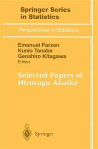 Selected Papers of Hirotugu Akaike