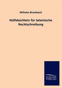 H Lfsb Chlein Fur Lateinische Rechtschreibung