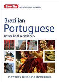Berlitz Brazilian Portuguese Phrase Book & Dictionary