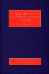 Contemporary Studies in Conversation Analysis