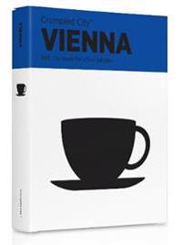 Vienna Crumpled City Map