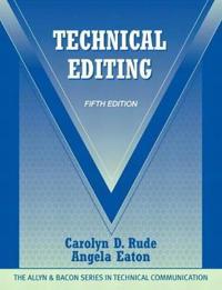 Technical Editing + New MyTechCommLab
