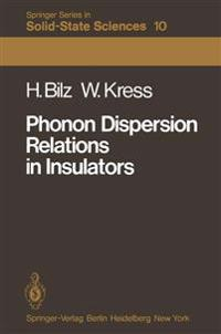 Phonon Dispersion Relations in Insulators