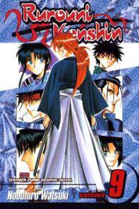 Rurouni Kenshin 9